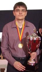 المركز الأول: Omashevsky Evgeny