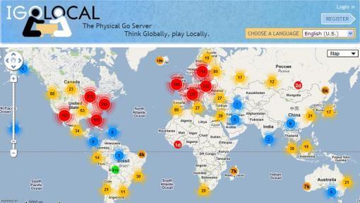 لعبة القو go Igolocal